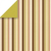 Vest Stripe Scrapbook Walls 24016