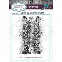 Vintage Background Stamp by Andy Skinner CEASR045