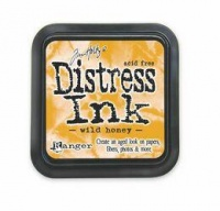 Wild Honey Distress Ink Pad Tim Holtz Ranger TIM27201