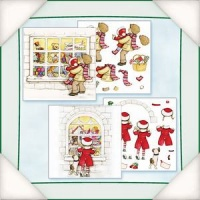 Window Shopping - Cute Christmas - Flower Soft