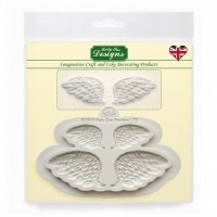 Wings Silicone Mould Katy Sue Designs