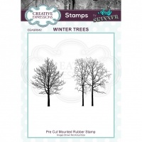 Winter Trees Stamps by Andy Skinner CEASR042