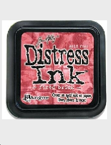 Tim Holtz Distress Ink Fired Brick TIM20202