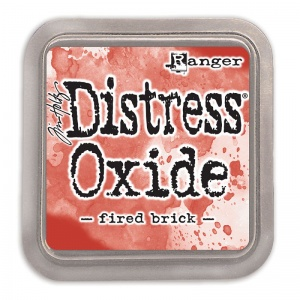 Tim Holtz Fired Brick Distress Oxide Ink Pad