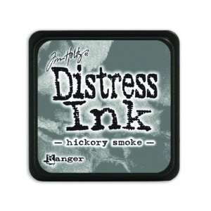Tim Holtz Mini Distress Ink Pad Hickory Smoke TDP47339
