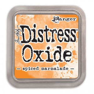 Tim Holtz Spiced Marmalade Distress Oxide Ink Pad