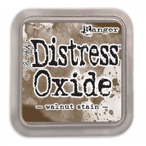 Tim Holtz Walnut Stain Distress Oxide Ink Pad