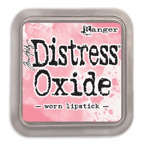 Tim Holtz Worn Lipstick Distress Oxide Ink Pad