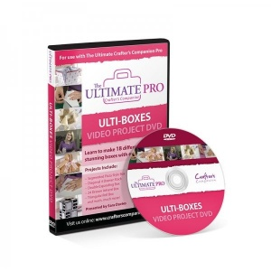 Ulti-Boxes Video Project DVD Crafters Companion